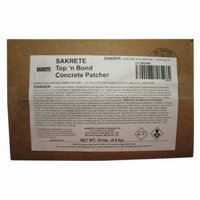 SAKRETE 120031 Concrete Repair,Box,10lb,Gray,4.5 sq ft G0465267