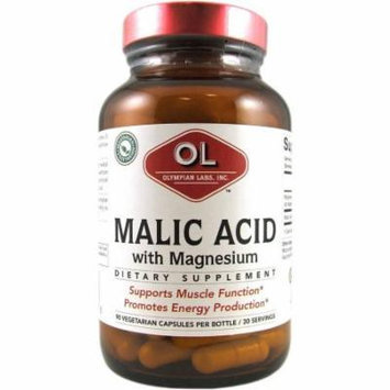 Olympian Labs Malic Acid with Magnesium, 90 CT