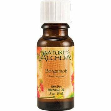 Nature's Alchemy Bergamot Oil, 0.5 OZ