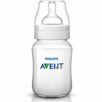 Philips Avent Anti-Colic Clear 9-oz Baby Bottle, BPA-Free