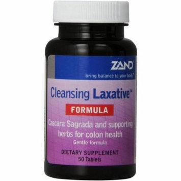 ZAND Cleansing Laxative, 50 CT (Pack of 2)