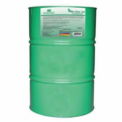 RENEWABLE LUBRICANTS 86736 Cutting Oil,Drum,Yellow,55 gal. G2223719