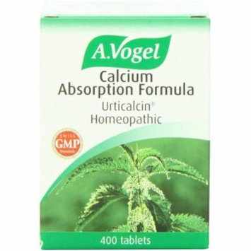A. Vogel Calcium Absorption Mineral Supplements, 400 CT