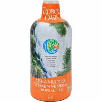 Tropical Oasis Tropical Plus Mega Multiple Vitamin/mineral, 32 FL OZ