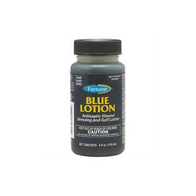 Farnam 31601 Blue Lotion 4oz 1 Blue - 31601