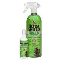 Green Ultrashield Equine Fly Repellent