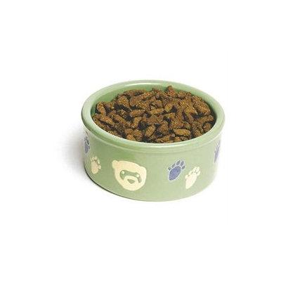 Super Pet Ferret Paw Print Bowl