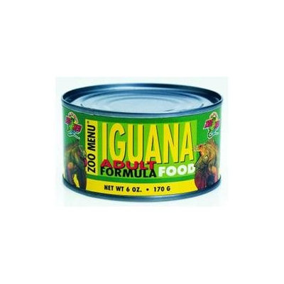 Zoo Med Labs Inc. Zoo Med Labs Natural Iguana Food - Adult Formula - 6 oz