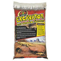 Zoo Med Laboratories SZMXR10 Excavator Clay Burrowing Substrate