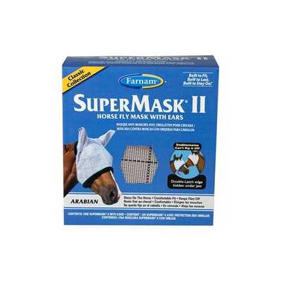 Farnam Companies Inc - Supermask 2 Classic With Ears Arab