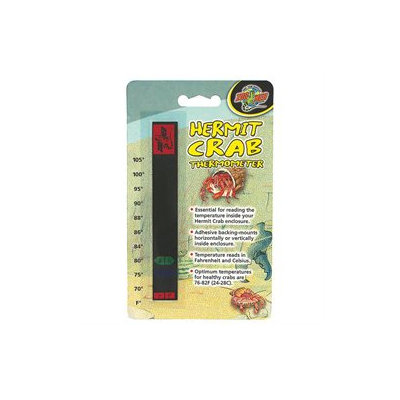 Zoo Med Laboratories Zml Thermometer Hermit Crab