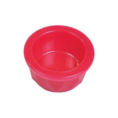 Van Ness Plastic Molding Van Ness Plastic Pet Cs-100 Crock Dish Midget Plastic