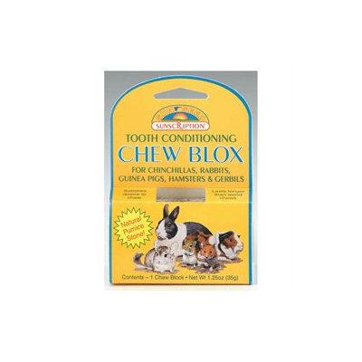 Sun Seed Company Sunseed Company 39401 Small Animal Chew Blox 1 Ounce