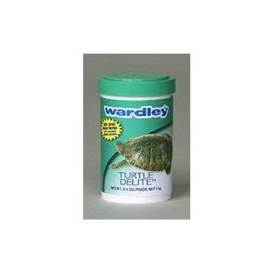 Wardley Products AWA300 Turtle Delite 1-2oz - 6 Pieces