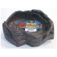 Zoo Med Laboratories Zml Dish Repti Rock Water Large