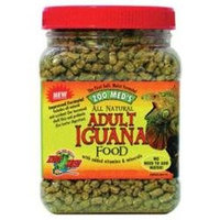 Zoo Med Labs Inc. Zoo Med All Natural Iguana Food, Adult