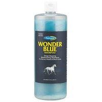 Farnam 32502 Wonder Blue Shampoo Qt Blue Quart - 32502