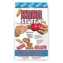 Topdawg Pet Supply 7 Oz Kong Stuff'N Mini Peanut Butter Snacks