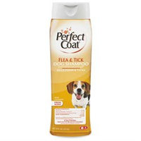 8 In 1 Pet Products 8-in-1 Flea & Tick Shampoo - Fresh 16oz
