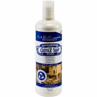 Mill Creek Peppermint Castile Soap, 16 OZ