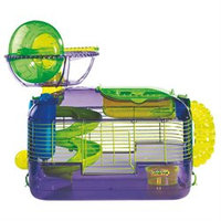 Super Pet - Crittertrail Super Pet Crittertrail X Extreme Activity Small Animal Home