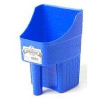 Miller Enclosed Feed Scoop Blue 3 Quart - 150415