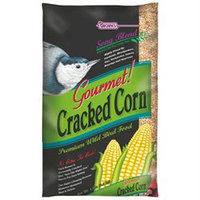 F.m. Brown Pet Bird Supplies Wild Bird Fine Cracked Corn 4Lb 12Pc