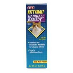 8 In 1 Pet Products 8-in-1 2.5oz Kittymalt Hairball Remedy