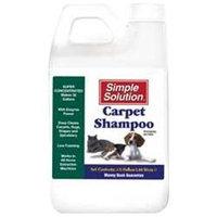 Bramton Company DBT20122 Simple Solution Carpet Shampoo