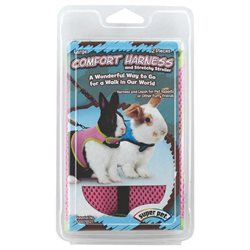 Super Pet Comfort Harness With Stretchy Stroller Large