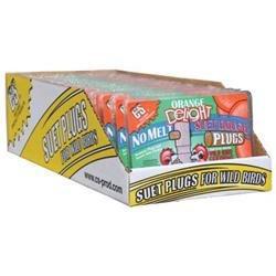 C & S Products Orange Delight No-Melt Plug