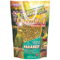 Brown S F.M. Sons Parakeet Tropical Carnival Foo 2 Pounds - 44645