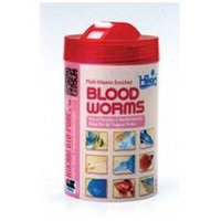 Hikari Bio Pure FD Blood Worms .42 oz
