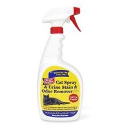 Simple Solution Cat Stain & Odor Remover - 32 oz spray