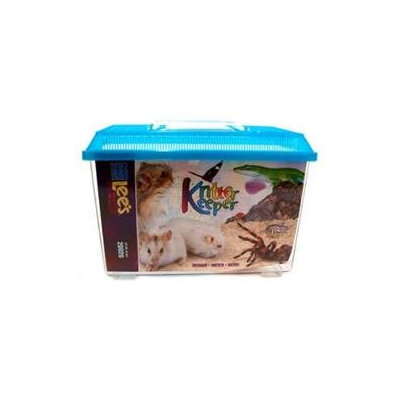 Lees Kritter Keeper Rectangle with Lid Medium