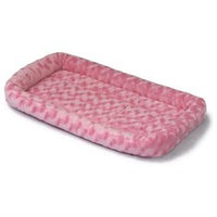 Midwest Container Beds - Fashion Pet Bed- Pink 24 X 18 - 40224-PK