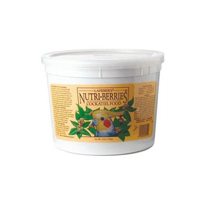 Lafeber Company - Classic Nutri-berries 4 Pounds - 81642
