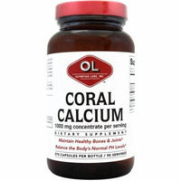 Olympian Labs Coral Calcium, 270 CT