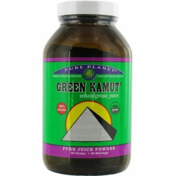 Pure Planet Green Kamut Ogani Dried Juice, 90 GM