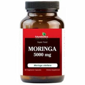 Futurebiotics Moringa Vegetarian Capsules, 60 CT