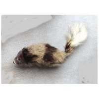 Ethical Cat 2427 A-Door-Able Real Fur Mouse