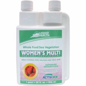 Liquid Health Women's Multivitamin, 32 FL OZ