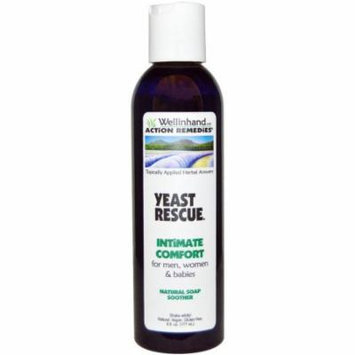 Well In Hand Yeast Rescue Soap, 6 OZ
