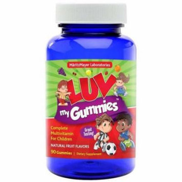 Maritzmayer Luv My Gummies Kids Multi Vitamin, 90 CT