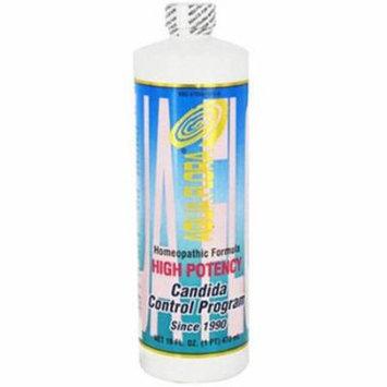 Aqua Flora High Potency Candida Control, 16 OZ