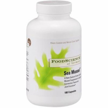 Food Science Sea Mussel Joint Supplement Capsules, 180 CT