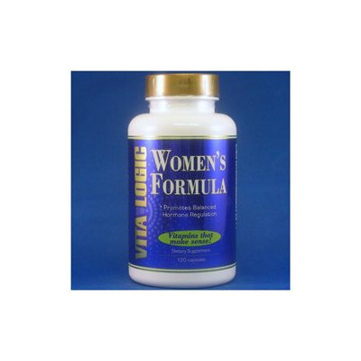 Vita Logic - Women's Formula Promotes Balanced Hormone Regulation - 120 Tablets