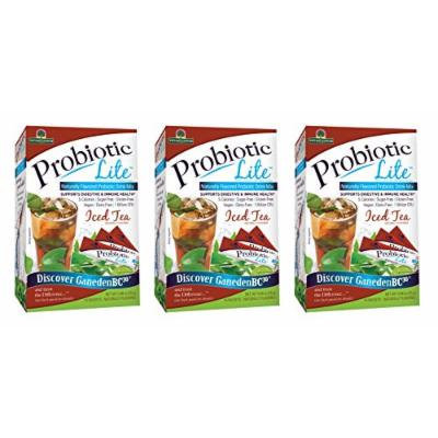 Nature's Answer Probiotic Lite Stick, Raspberry Lemonade, 3 Count