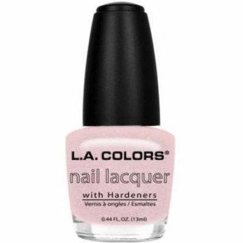 L.A. Colors Nail Polish - Sheer Impulse (Pack of 3)