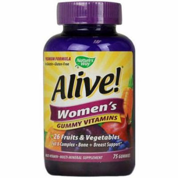 Alive Womens Multi Vitamin, 75 CT